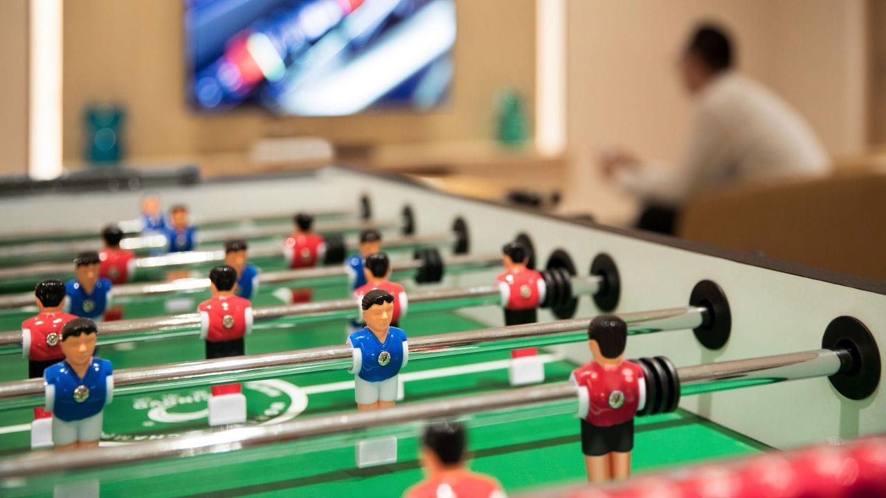 Hyatt House Game Room