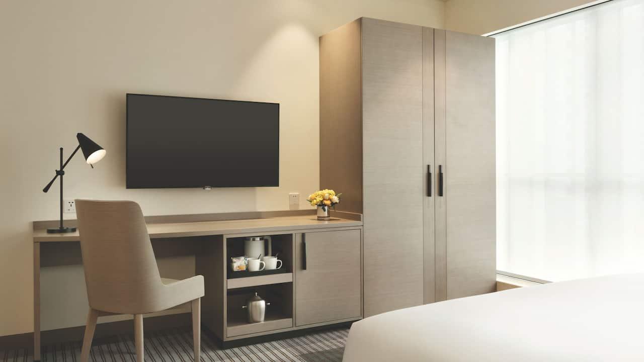 凯悦大床房(无沙发床)