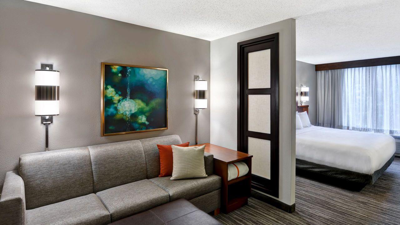 Comfortable Hotel In Birmingham Al Hyatt Place Birmingham Hoover