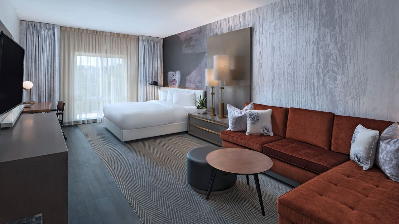 Hyatt Centric The Woodlands | King Bed