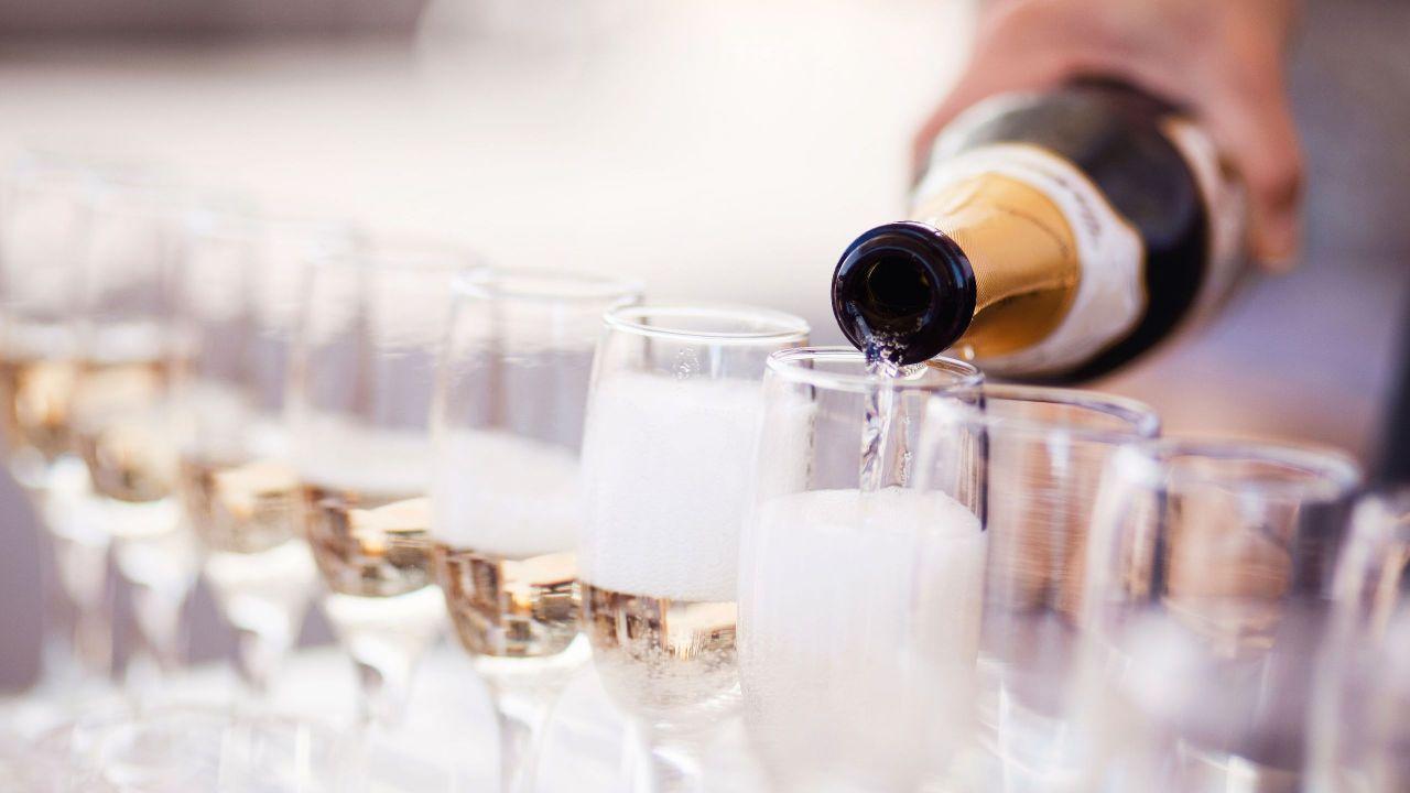 Wedding Reception at Hotel Hyatt Regency Chantilly