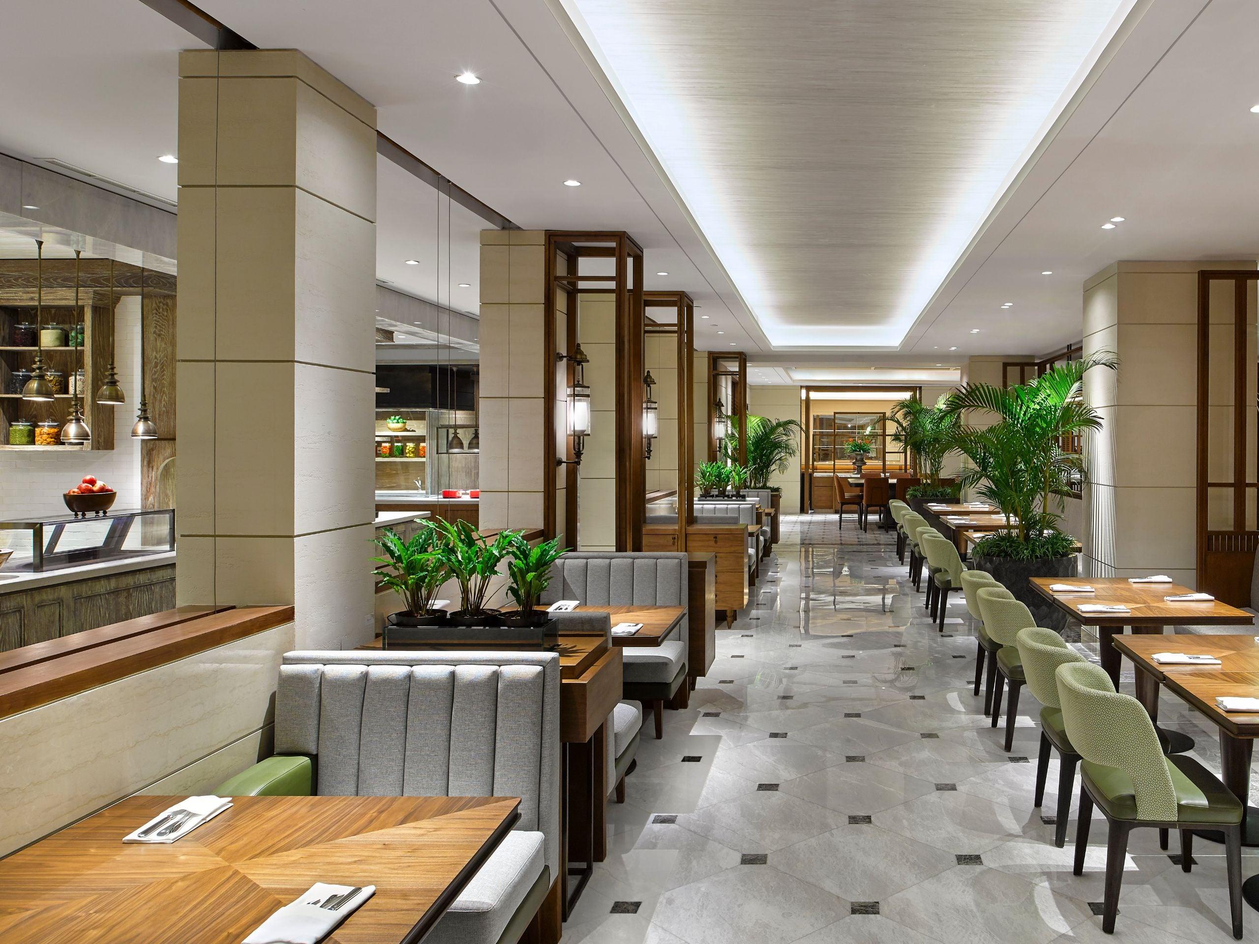Jakarta Restaurants & Dining | Grand Hyatt Jakarta