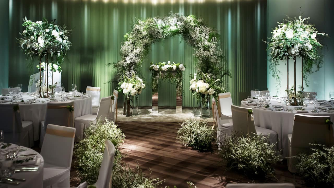 Park Hyatt Seoul Wedding Event