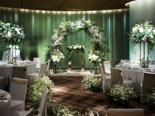 Park Hyatt Seoul Wedding Hall