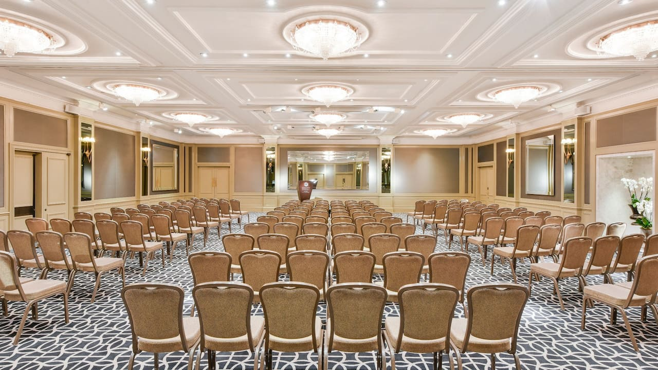Chartwell Ballroom at Hyatt Regency London - The Churchill