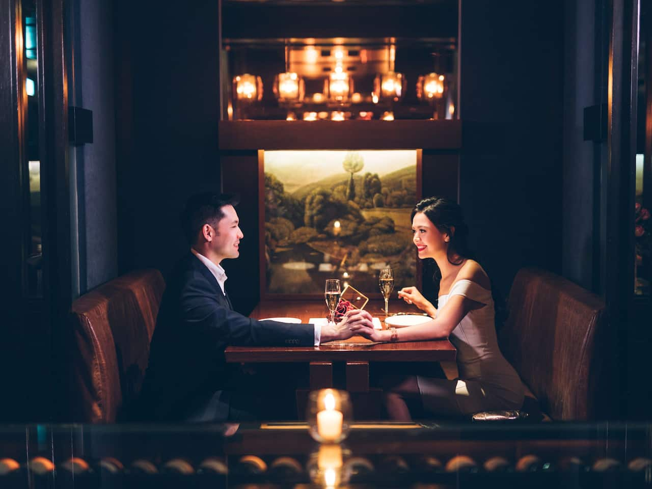 Steakhouse Romance