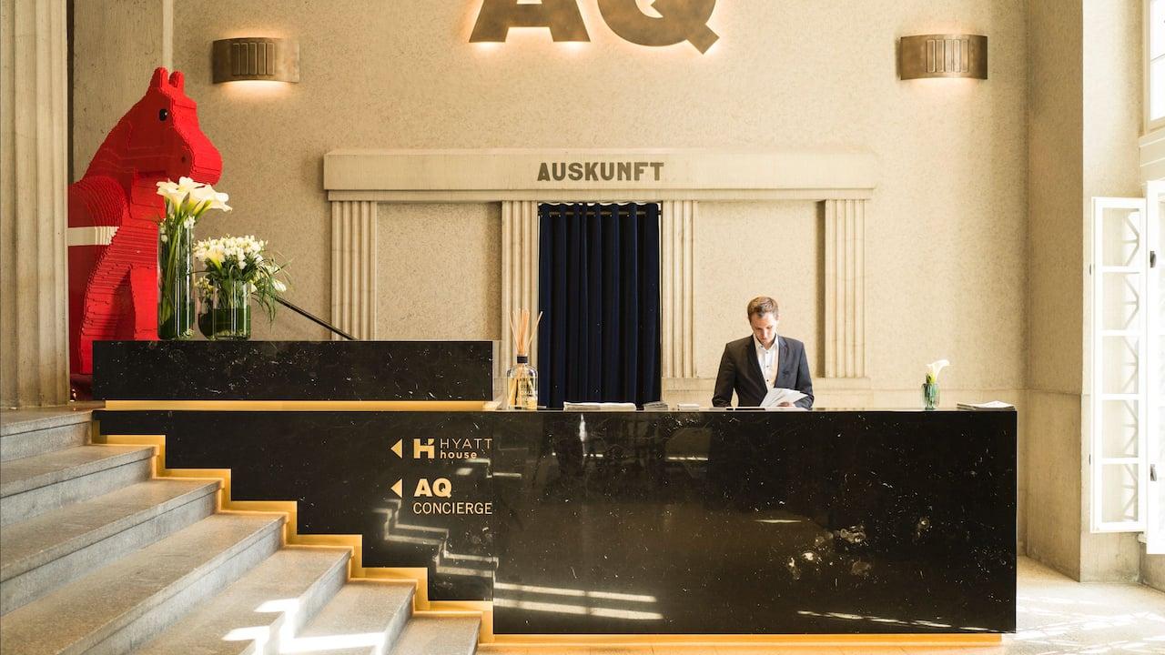 Dusseldorf Concierge