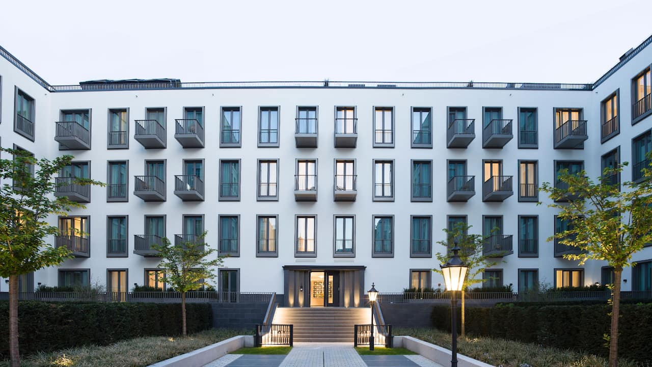 Dusseldorf Exterior view