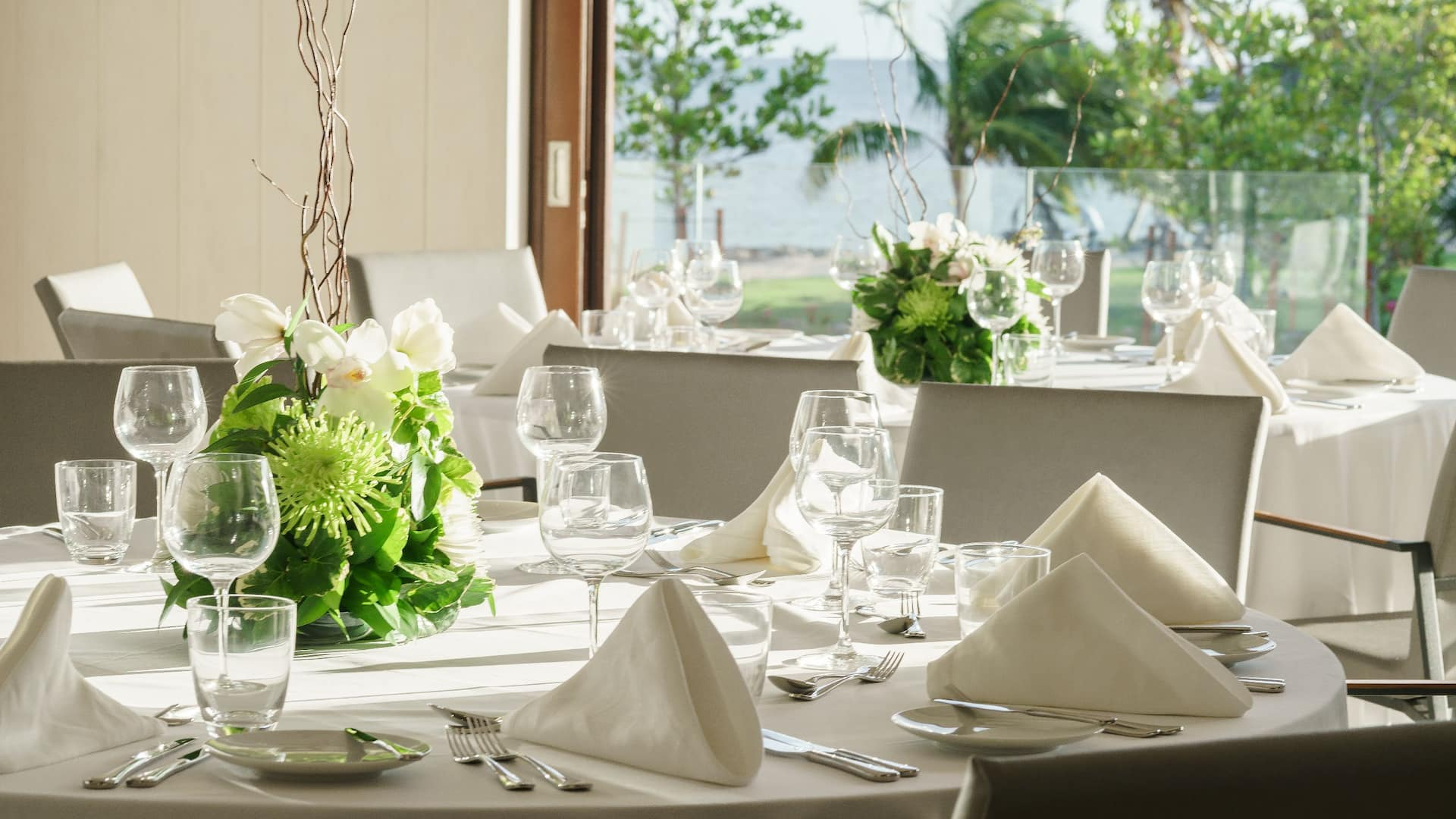 Park Hyatt St. Kitts Christophe Harbour Place Setting
