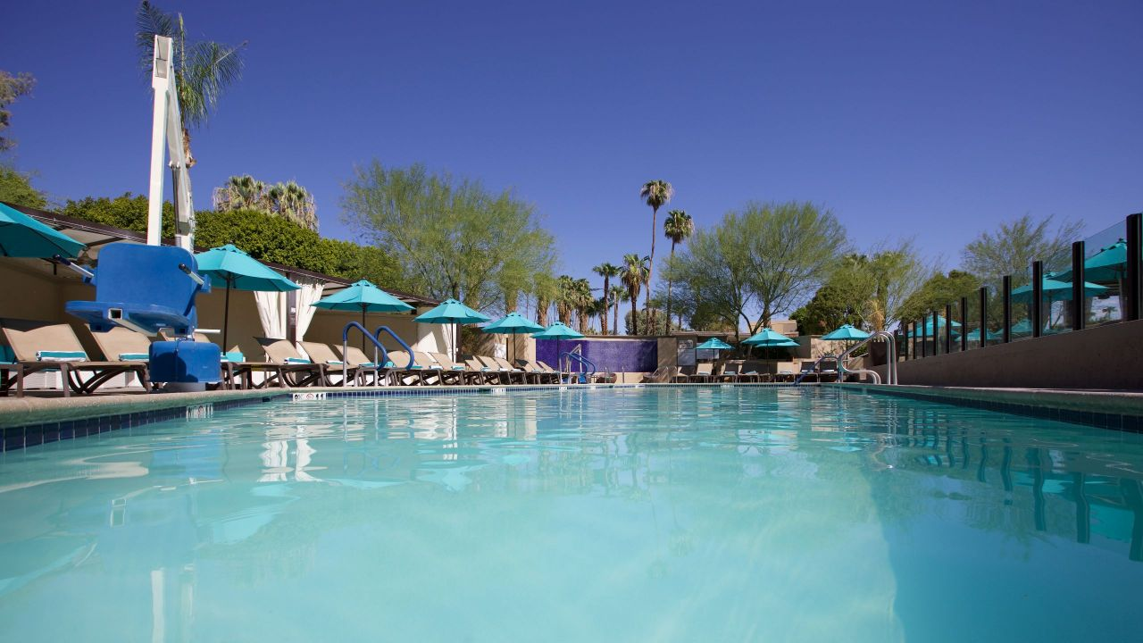 Hyatt Palm Springs Pool