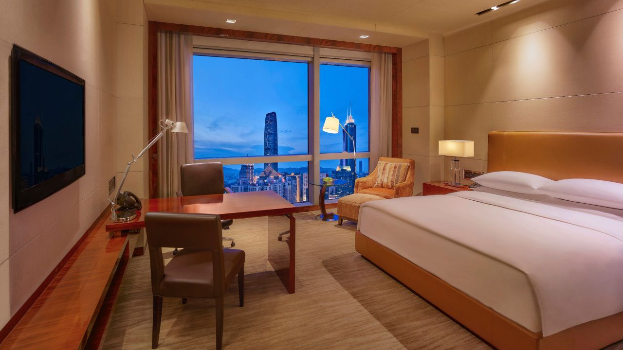 Grand Hyatt Shenzhen View King