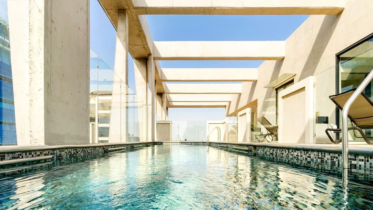 Pool Water Detail
