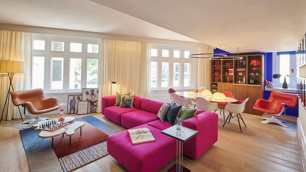 Luxury Suites near Liverpool Street | Andaz London Liverpool Street