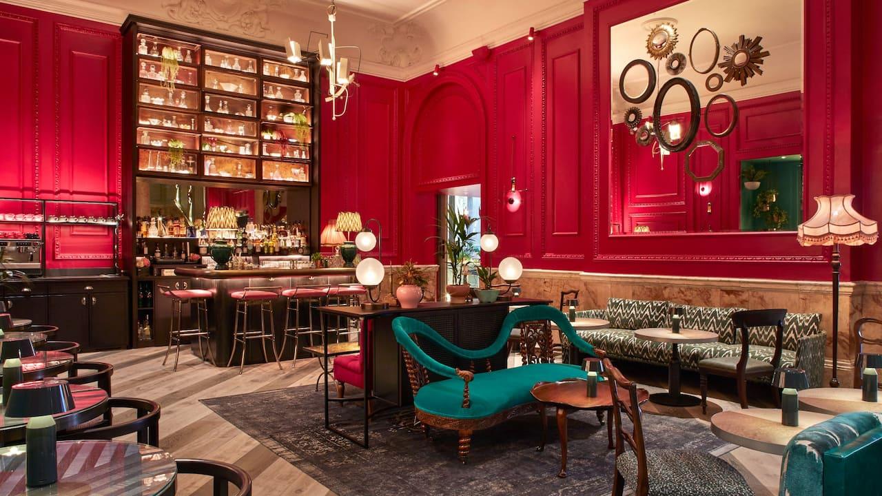 London Fine Dining Restaurants | East London | Andaz London Liverpool Street