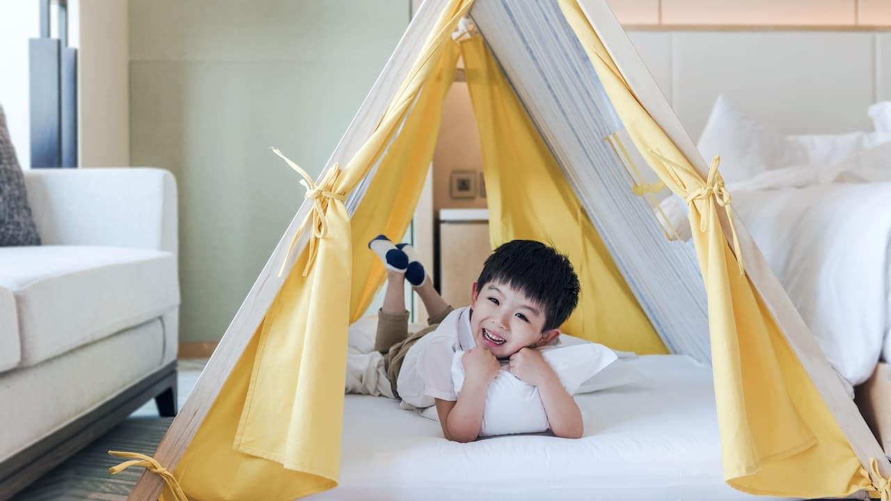 Kids facility