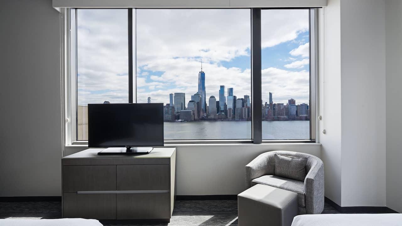 Corner View