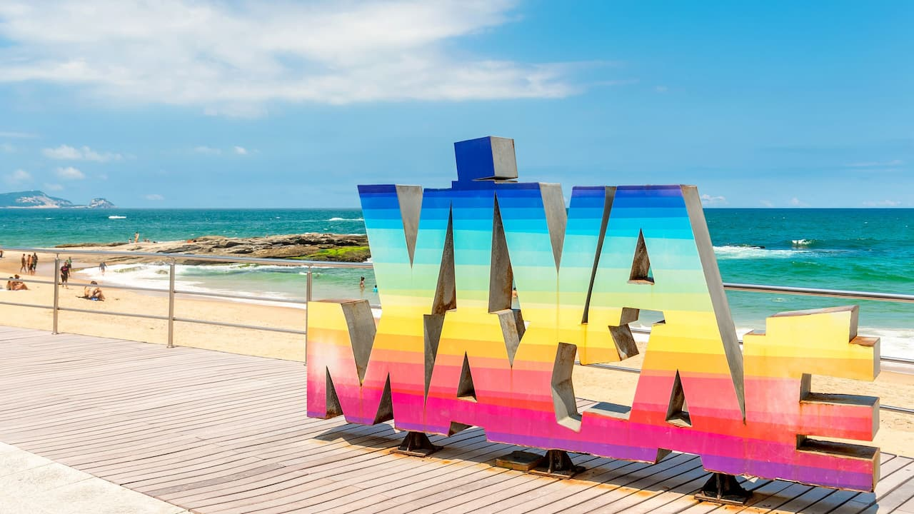Macae Beach