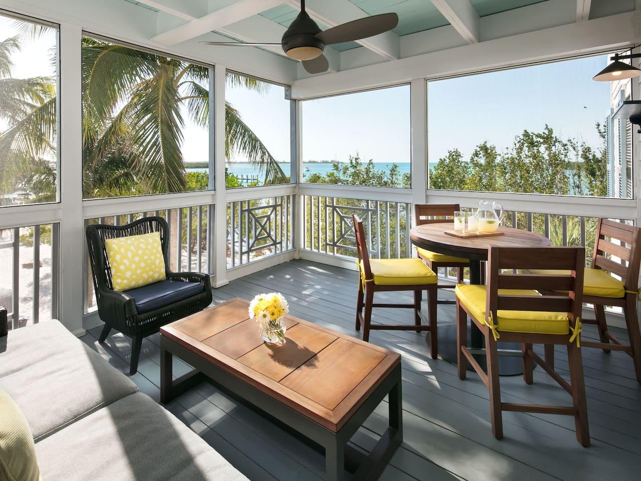 Beach House Patio