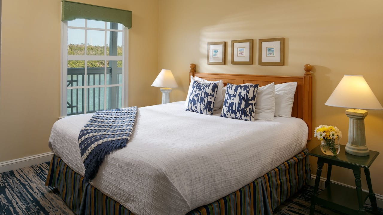 Beach House Guest Bedroom