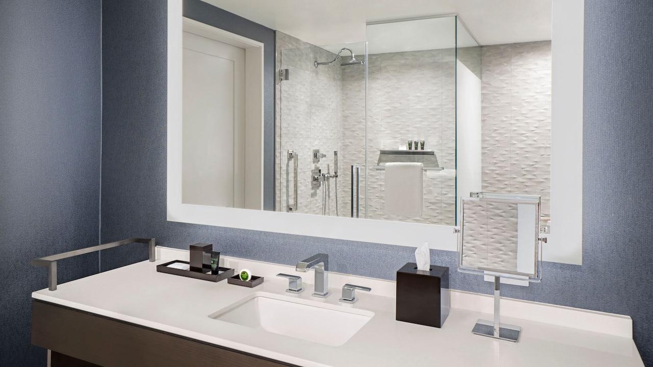 Standard Shower