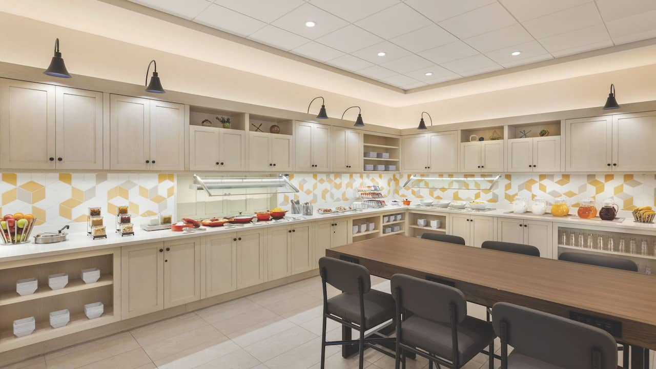 Hyatt Place Page Lake Powell Gallery Kitchen