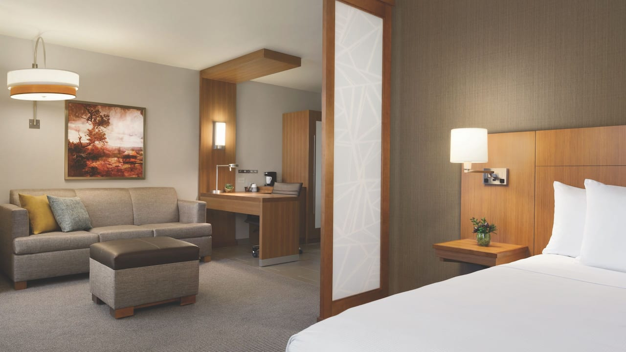 Hyatt Place Page Lake Powell King Guestroom
