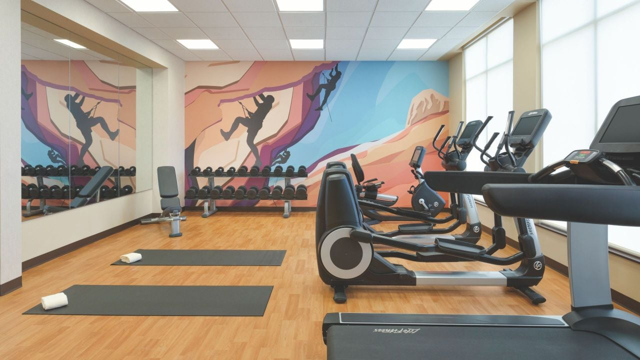 Hyatt Place Page Lake Powell 24/7 Gym