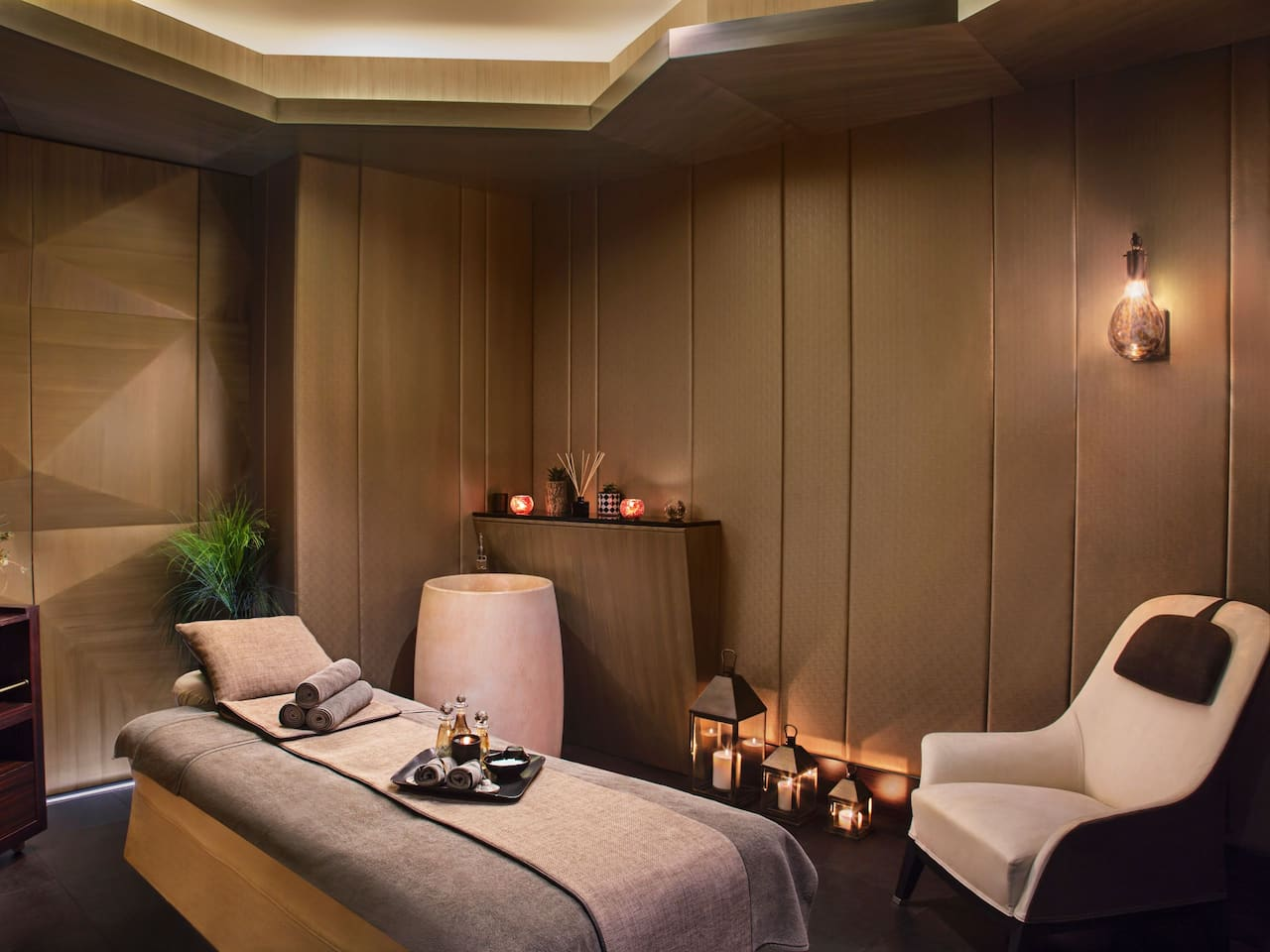 CasiaSpa Massage Room