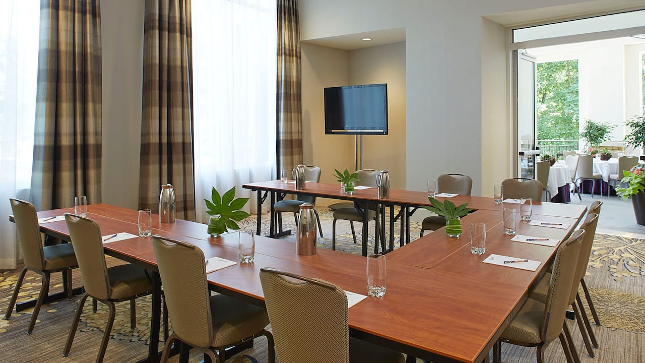 Hotel Meeting Rooms Hyatt Regency Atlanta Perimeter at Villa Christina