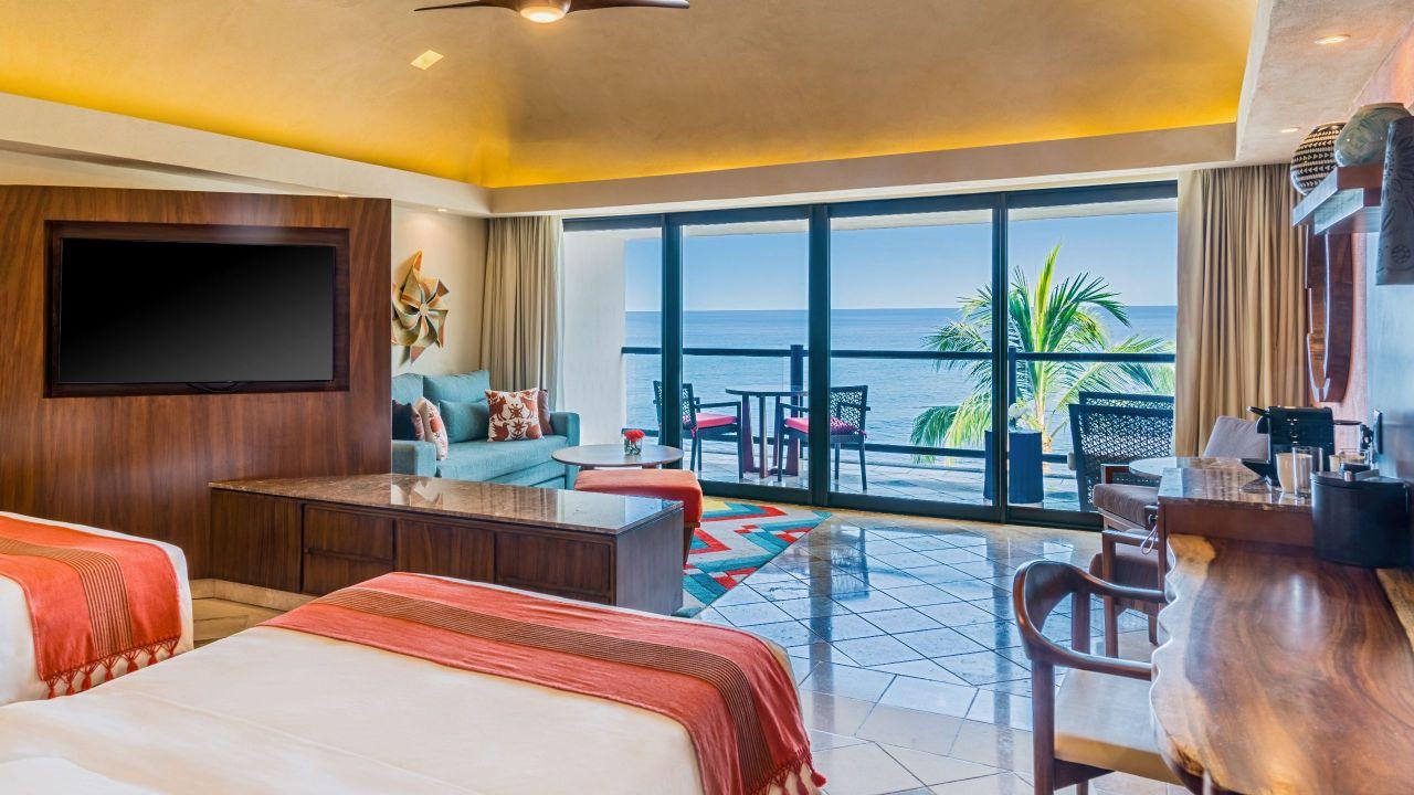 Club Ocean View Double Suite