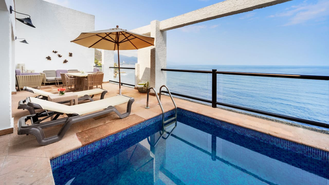 Hyatt Ziva Puerto Vallarta Suite With Plunge Pool