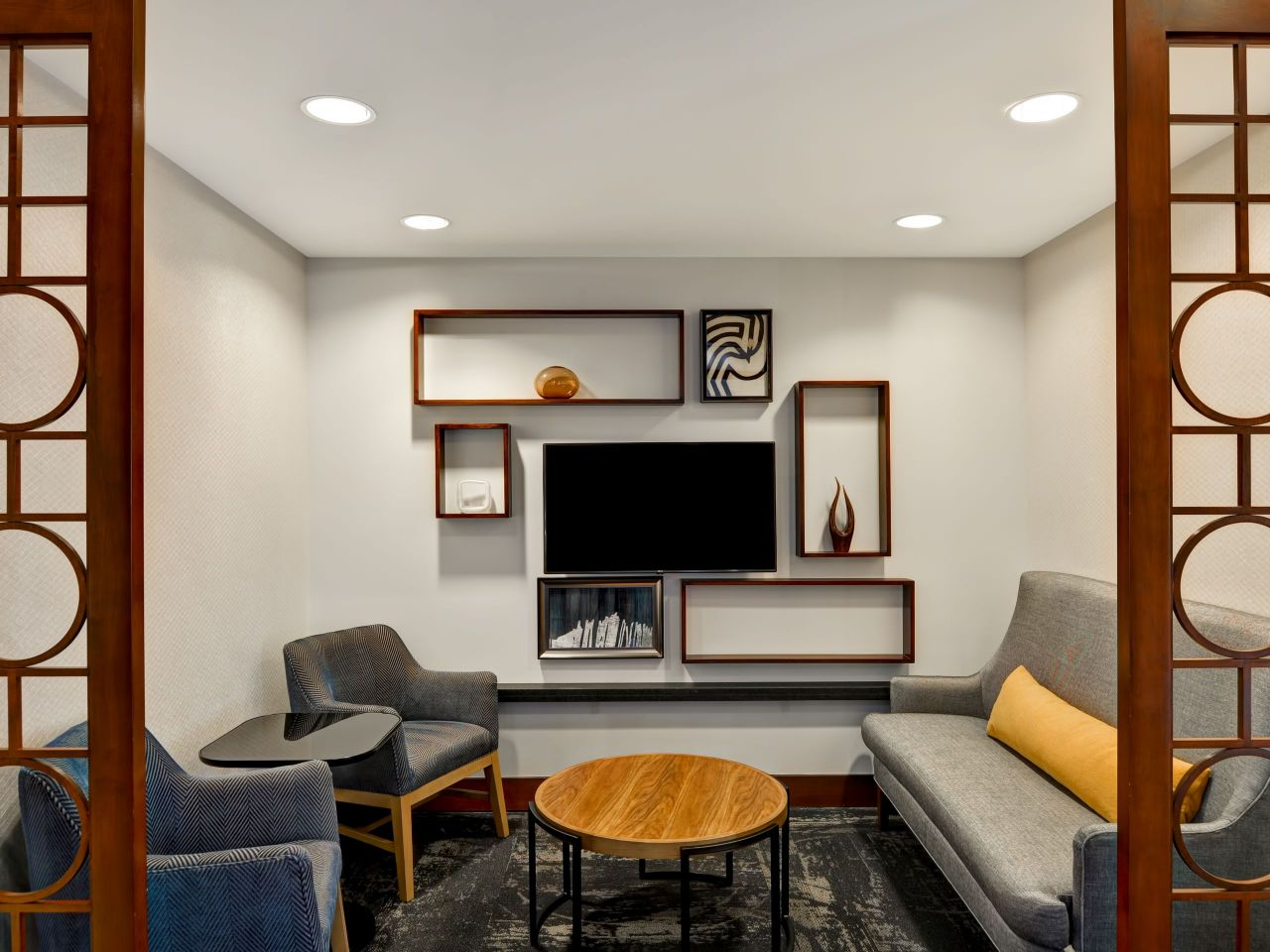 Lobby Seating Nook