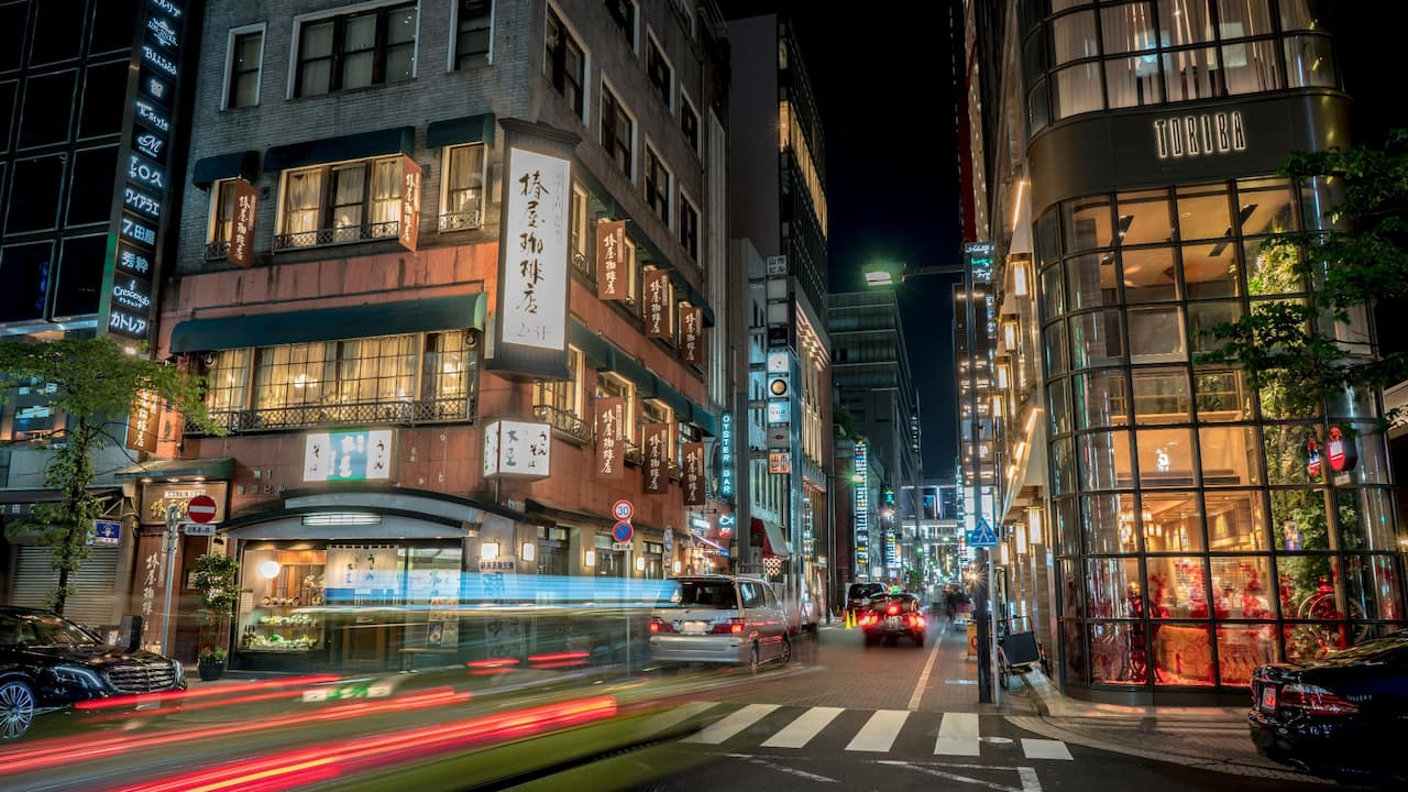 3rd Anniversary Celebration – 33 Hours in Ginza