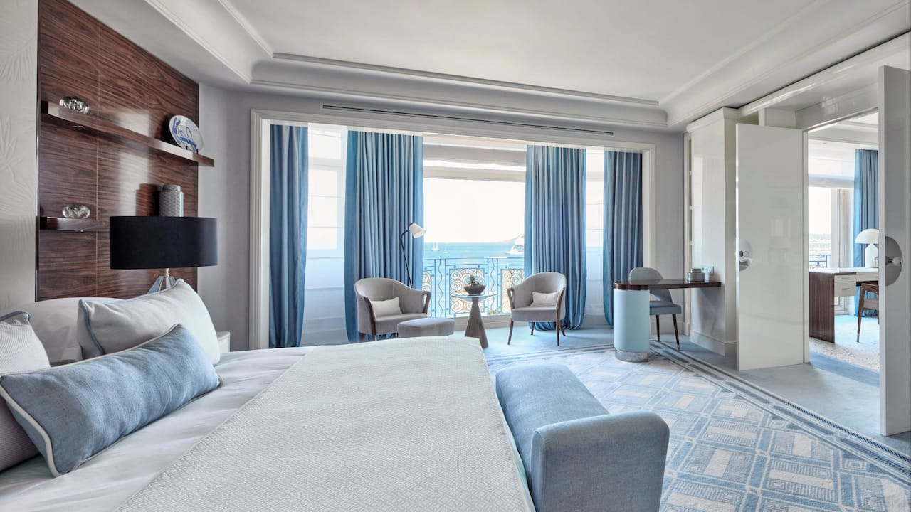 Prestige Suite at Hotel Martinez Cannes by Hyatt