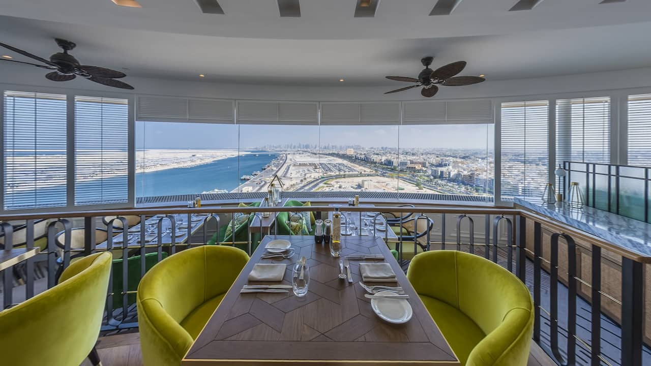Al Dawaar Revolving Restaurant & Lounge