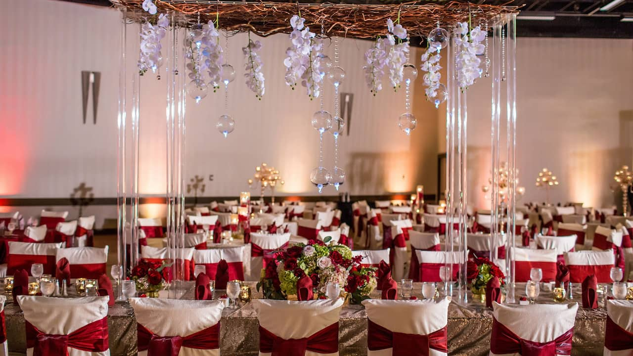 Hyatt Regency Houston Wedding Venue
