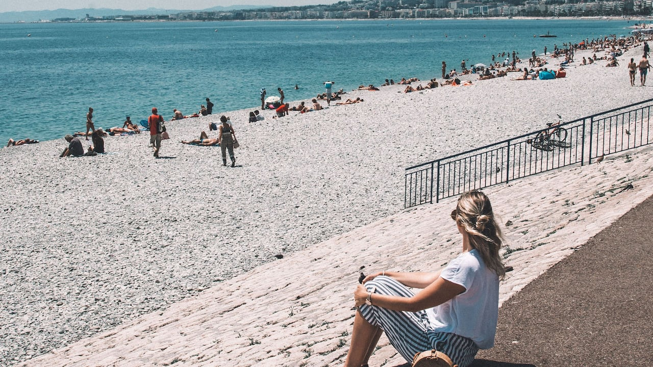 beach nice