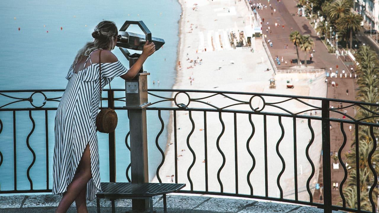 Activités à Nice - Meilleur vue de Nice - Hotel Hyatt Regency Nice
