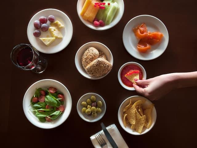 food saudi arabia