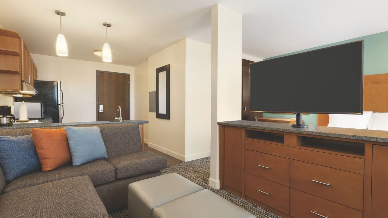 Hyatt House Denver Airport, Studio Suite