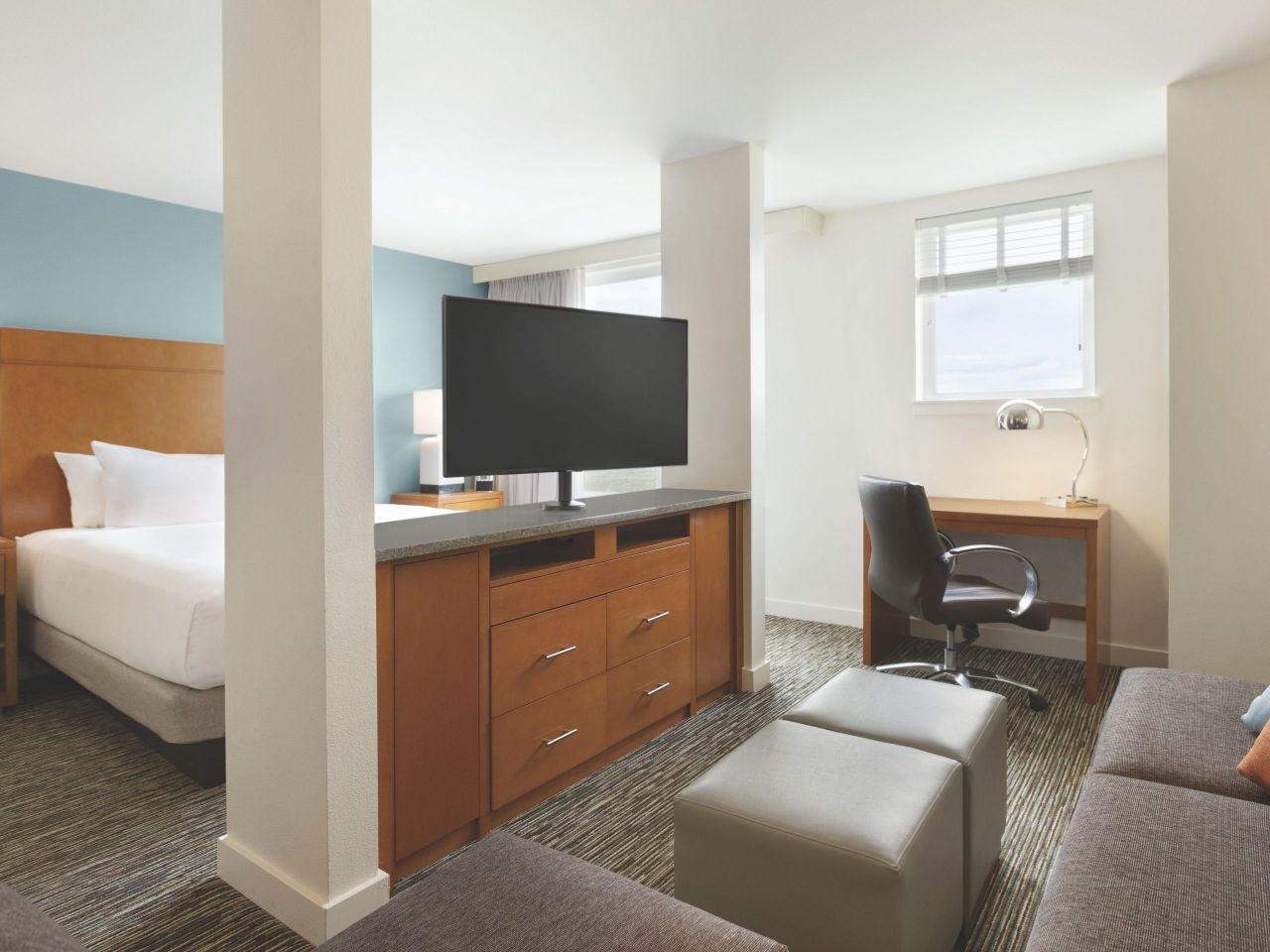 Hyatt House Denver Airport, Deluxe Studio Suite