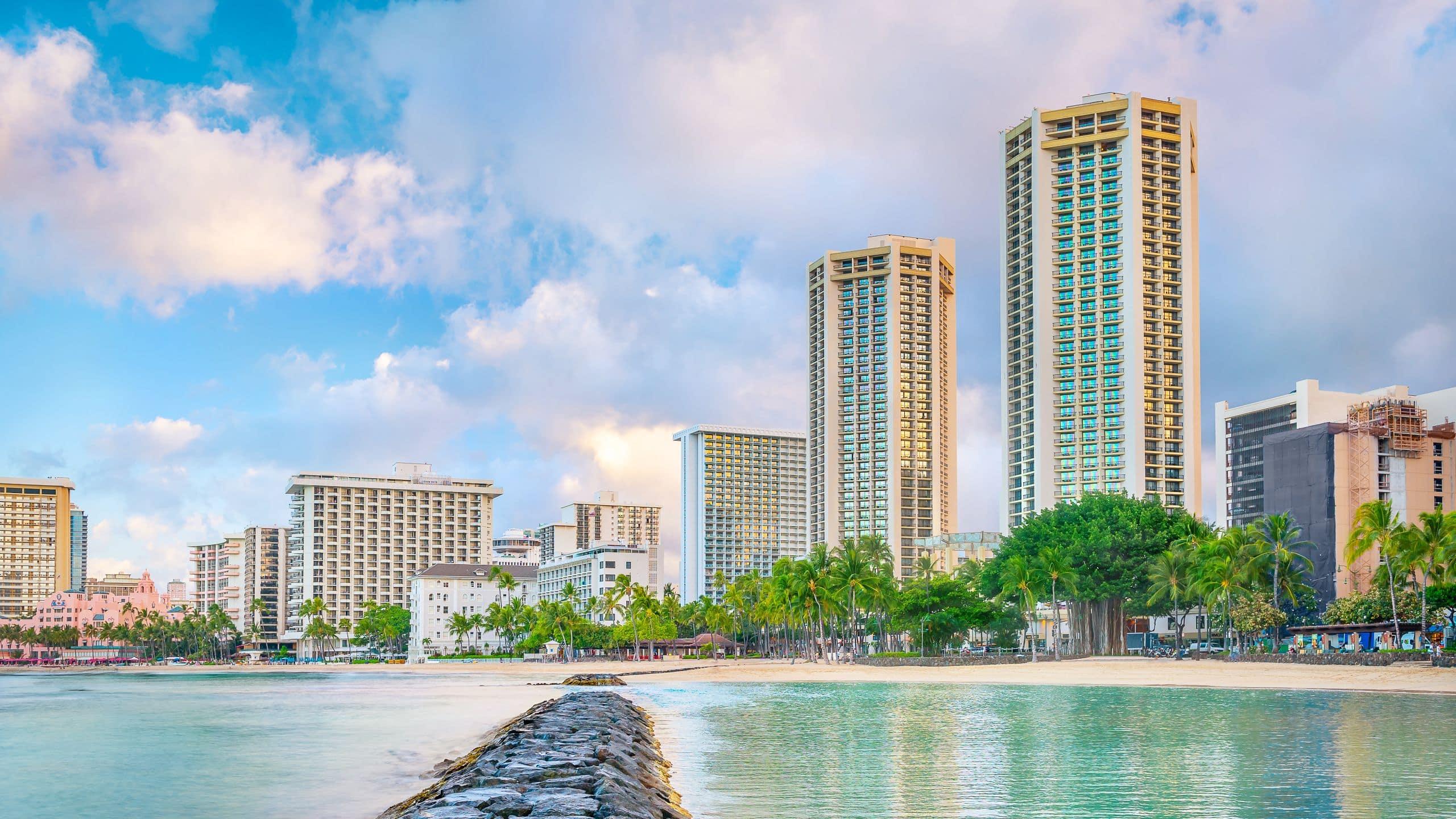 Waikiki Beach Hotel Hyatt Regency Waikiki Beach Resort