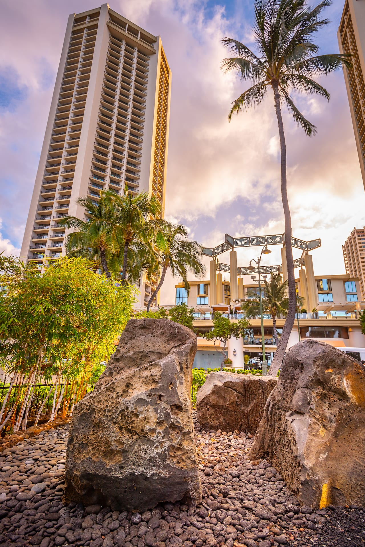 Hyatt Regency Waikiki Beach Resort E Spa