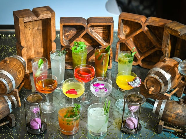 Time Travel Cocktail Collection
