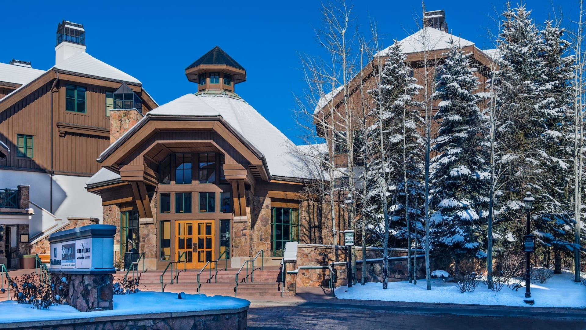 hyatt residence club beaver creek  mountain lodge