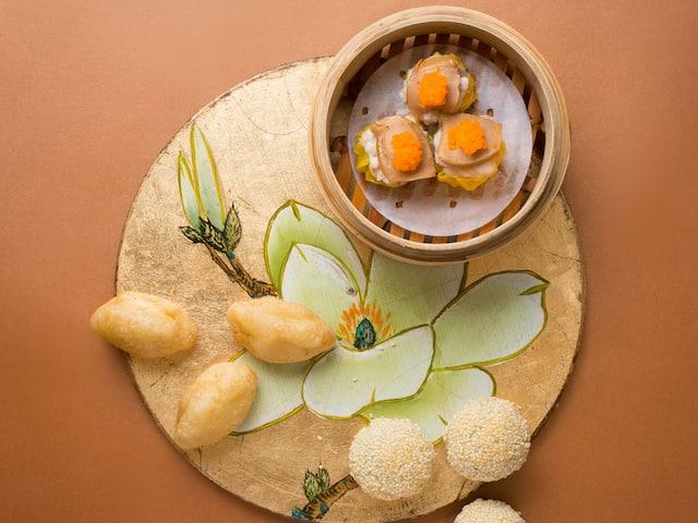 台北君悅美食
