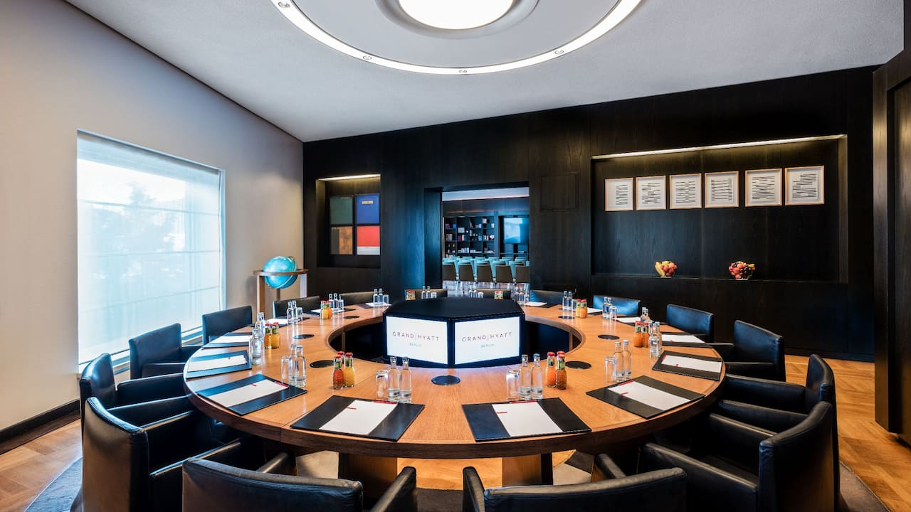 Boardroom im Grand Hyatt Berlin