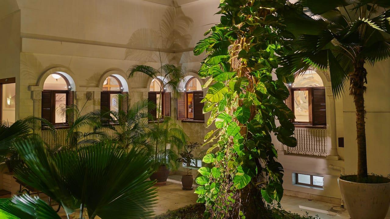 Park Hyatt Zanzibar Mango Tree Courtyard