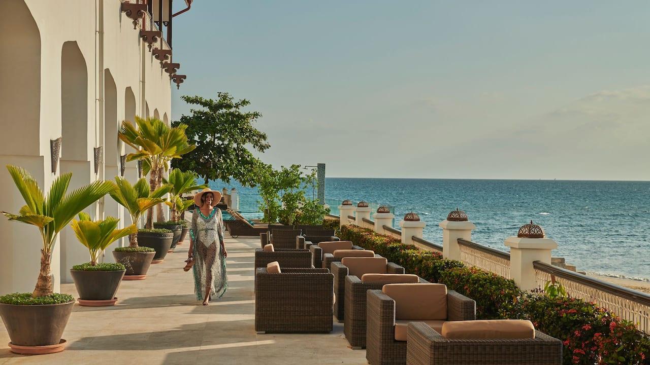 Park Hyatt Zanzibar Veranda