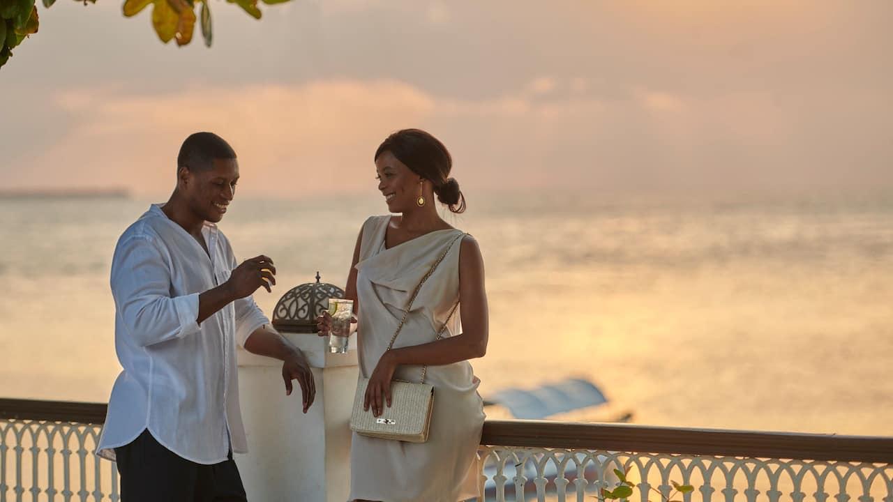 Park Hyatt Zanzibar Sundowner